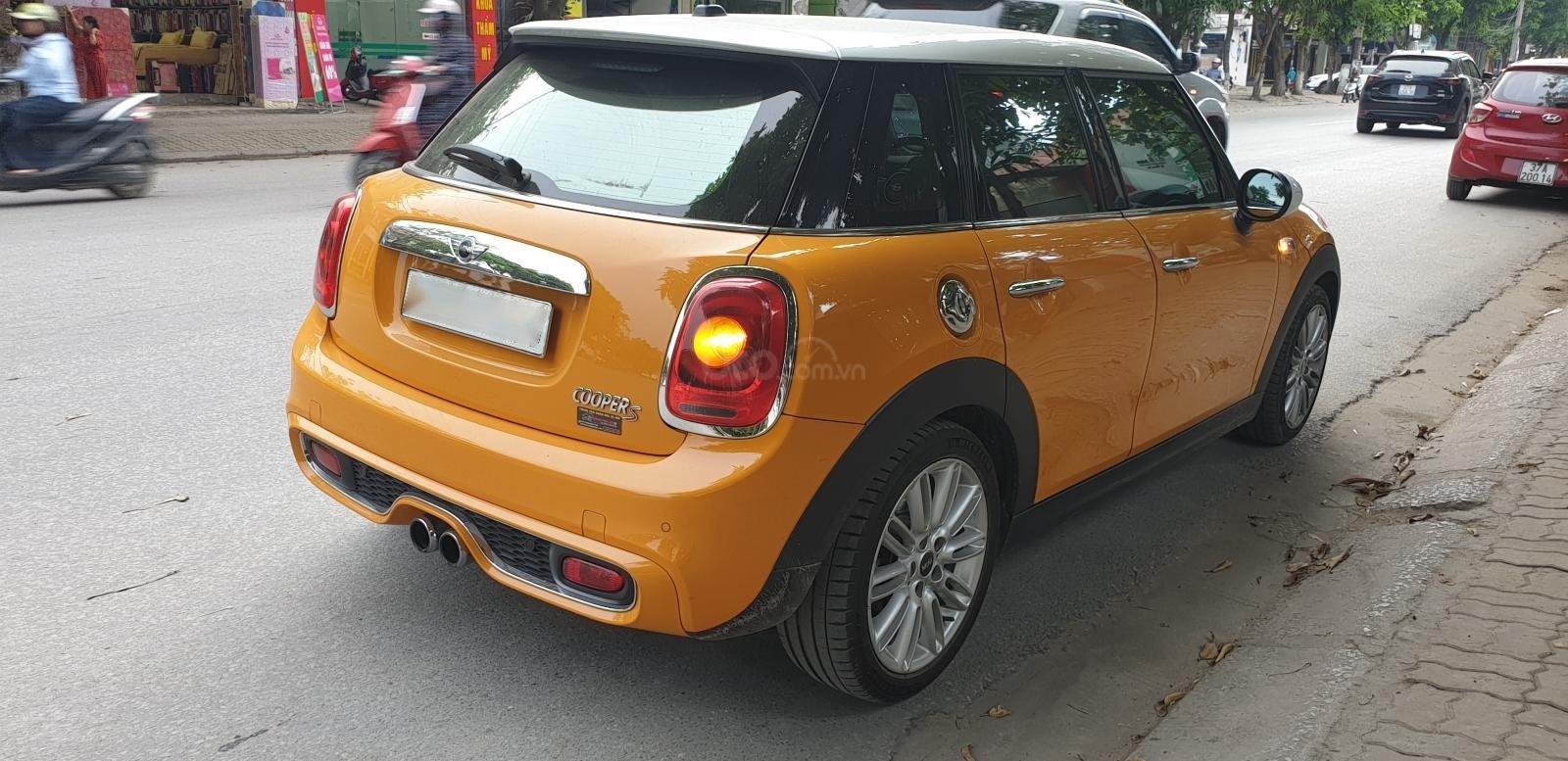 Bán Mini Cooper S model 2016 nhập khẩu-2