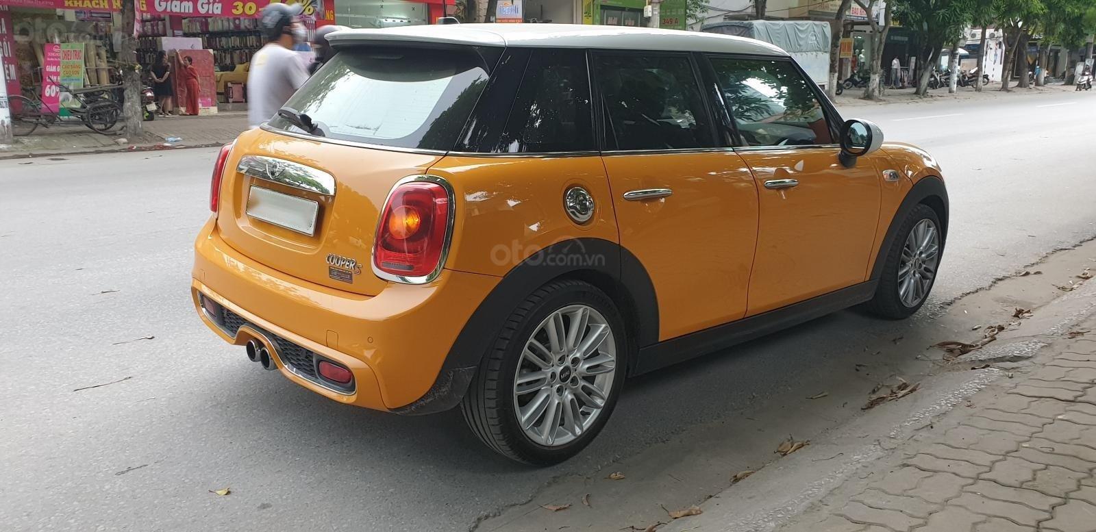 Bán Mini Cooper S model 2016 nhập khẩu-5