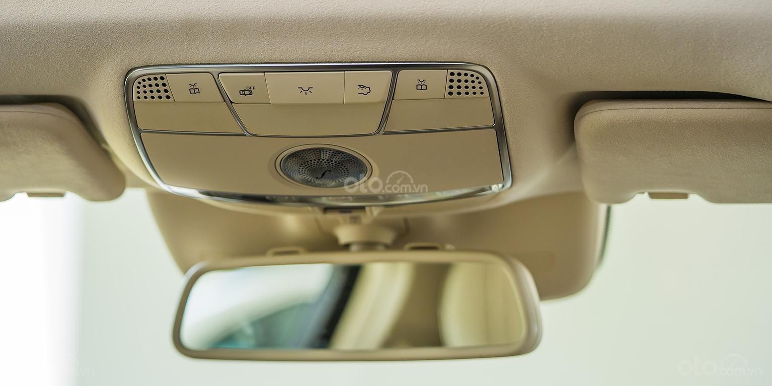 Bán Maybach Mercedes-Benz S500 màu ruby black beige, đi 39 km, nhập khẩu, mới 99%-6