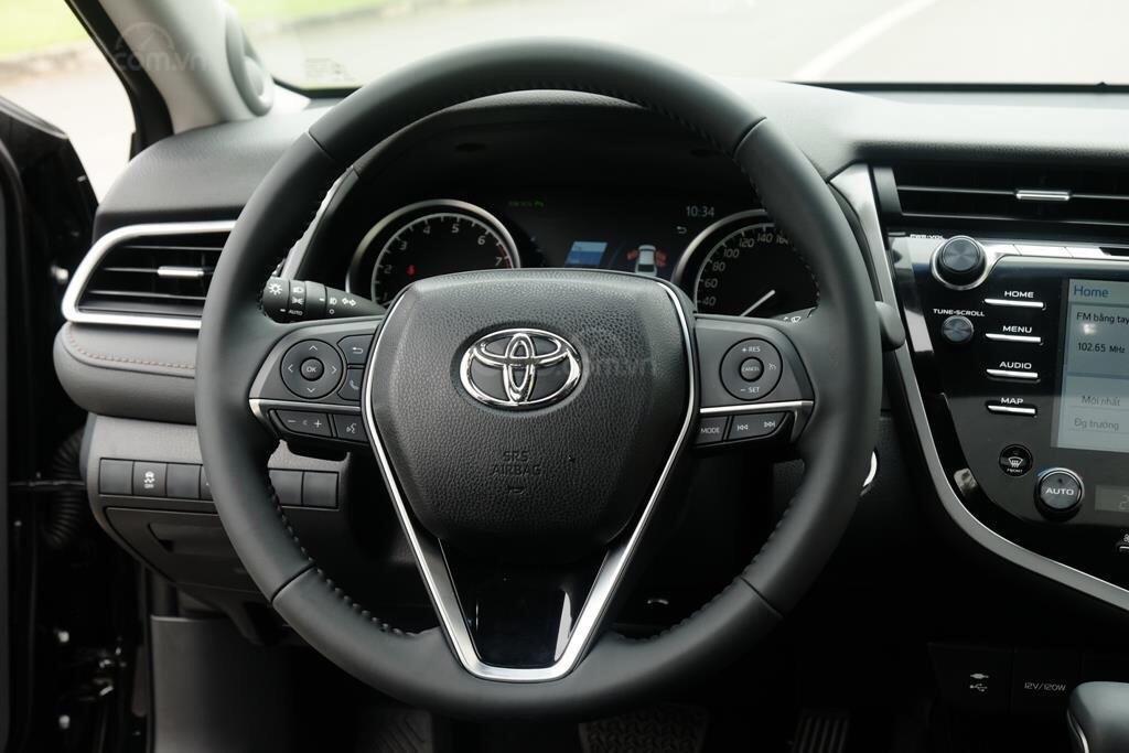 Bán Toyota Camry 2019 nhập Thái Lan nguyên chiếc, xe đủ màu giao ngay-5