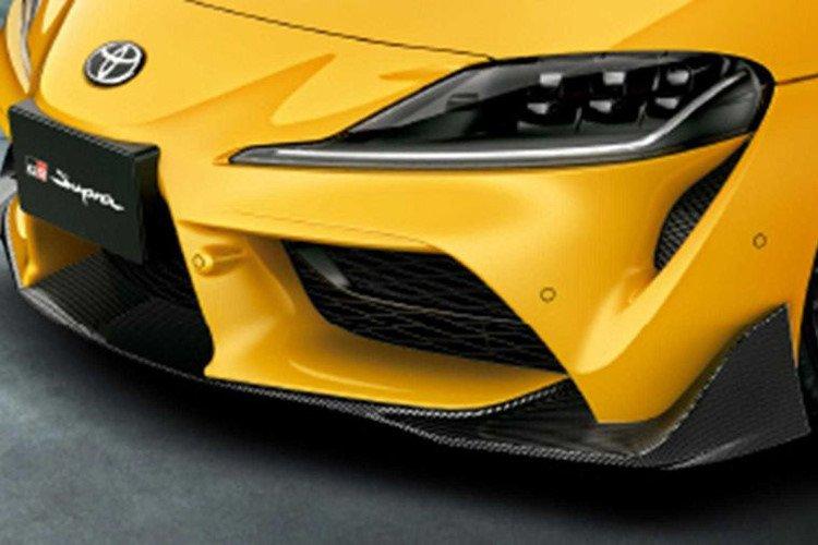 Toyota Supra 2020 thể thao hơn, mạnh mẽ hơn với gói độ TRD chính hãng a2