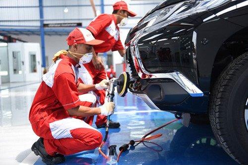 Nissan Livina 2019 sẽ được sản xuất cùng nhà máy tại Indonesia cùng Xpander a2