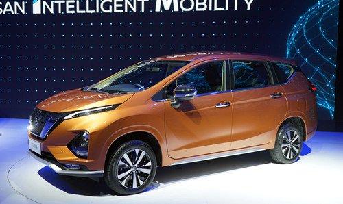 Nissan Livina 2019 sẽ được sản xuất cùng nhà máy tại Indonesia cùng Xpander a1