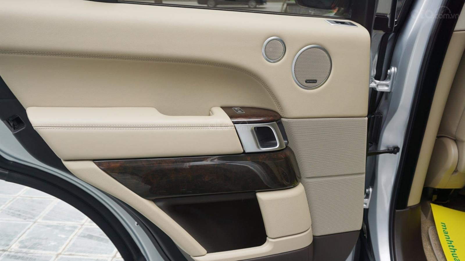 Bán LandRover Range Rover HSE đời 2015, màu bạc, nhập khẩu Mỹ. LH 0982.84.2838-14