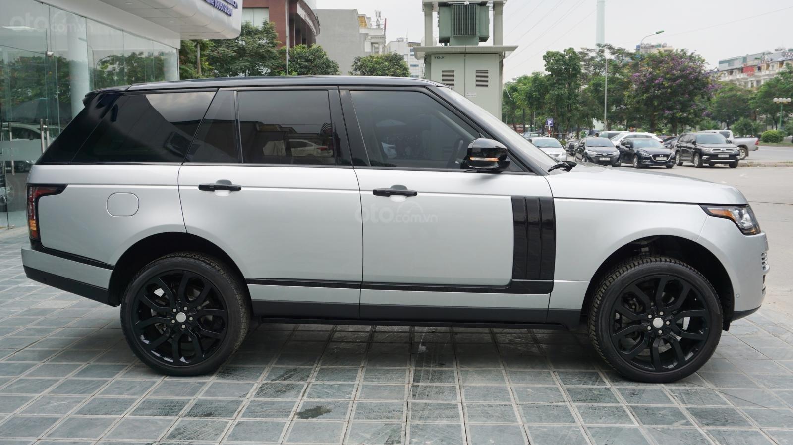 Bán LandRover Range Rover HSE đời 2015, màu bạc, nhập khẩu Mỹ. LH 0982.84.2838-5