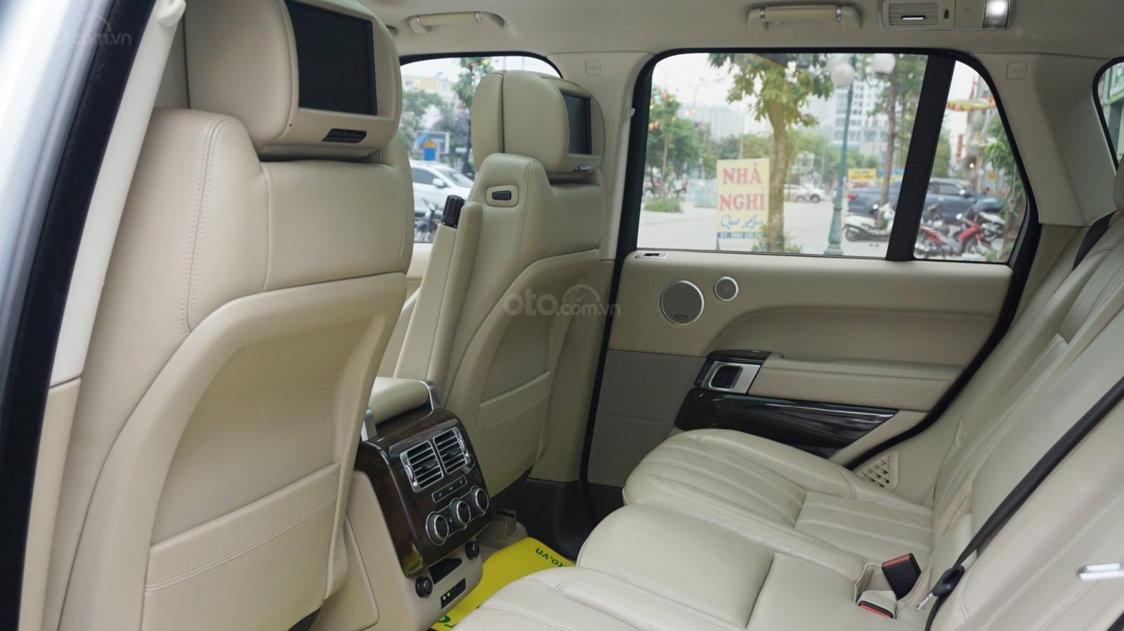 Bán LandRover Range Rover HSE đời 2015, màu bạc, nhập khẩu Mỹ. LH 0982.84.2838-23