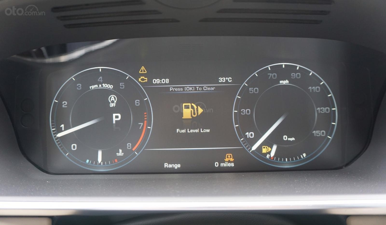 Bán LandRover Range Rover HSE đời 2015, màu bạc, nhập khẩu Mỹ. LH 0982.84.2838-22