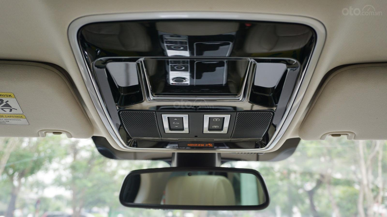 Bán LandRover Range Rover HSE 3.0 SX 2014, màu bạc, nhập khẩu nguyên chiếc-8