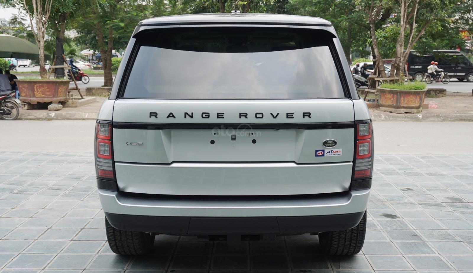 Bán LandRover Range Rover HSE 3.0 SX 2014, màu bạc, nhập khẩu nguyên chiếc-16