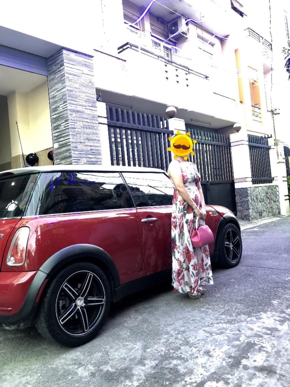 Bán Mini Cooper do nữ đi và ít sử dụng (2)
