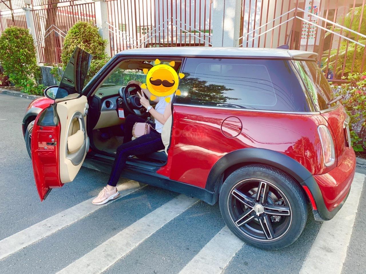 Bán Mini Cooper do nữ đi và ít sử dụng (3)