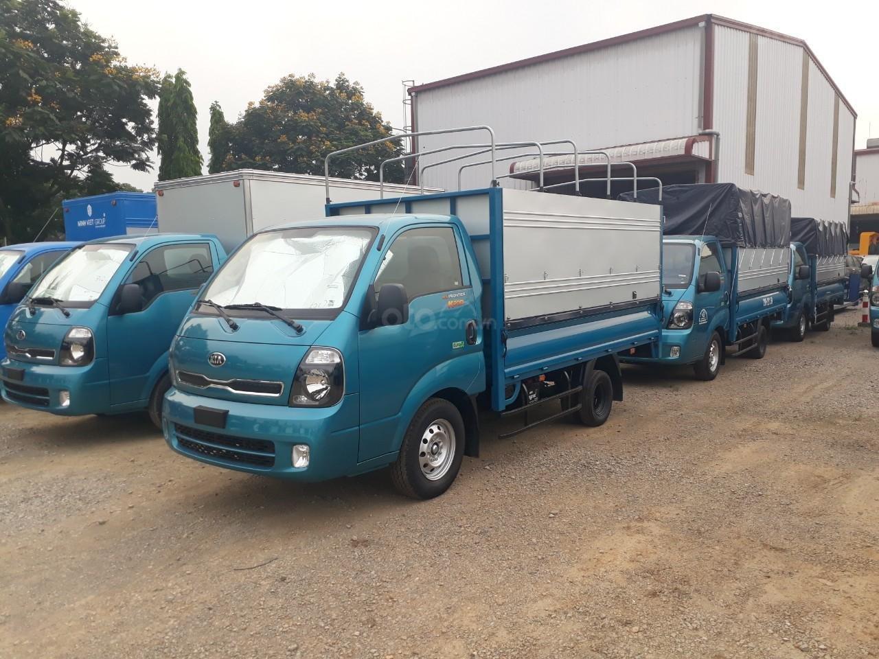 Bán xe Thaco Kia K250 Trường Hải tải trọng 1.49/2.49 tấn ở Hà Nội - LH: 098253.6148-2