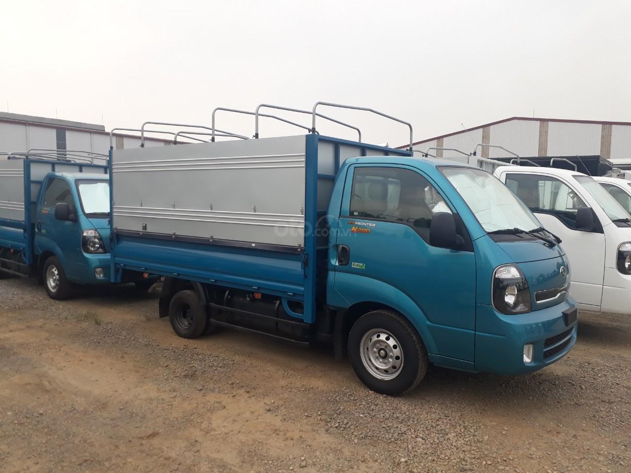 Bán xe Thaco Kia K250 Trường Hải tải trọng 1.49/2.49 tấn ở Hà Nội - LH: 098253.6148-1