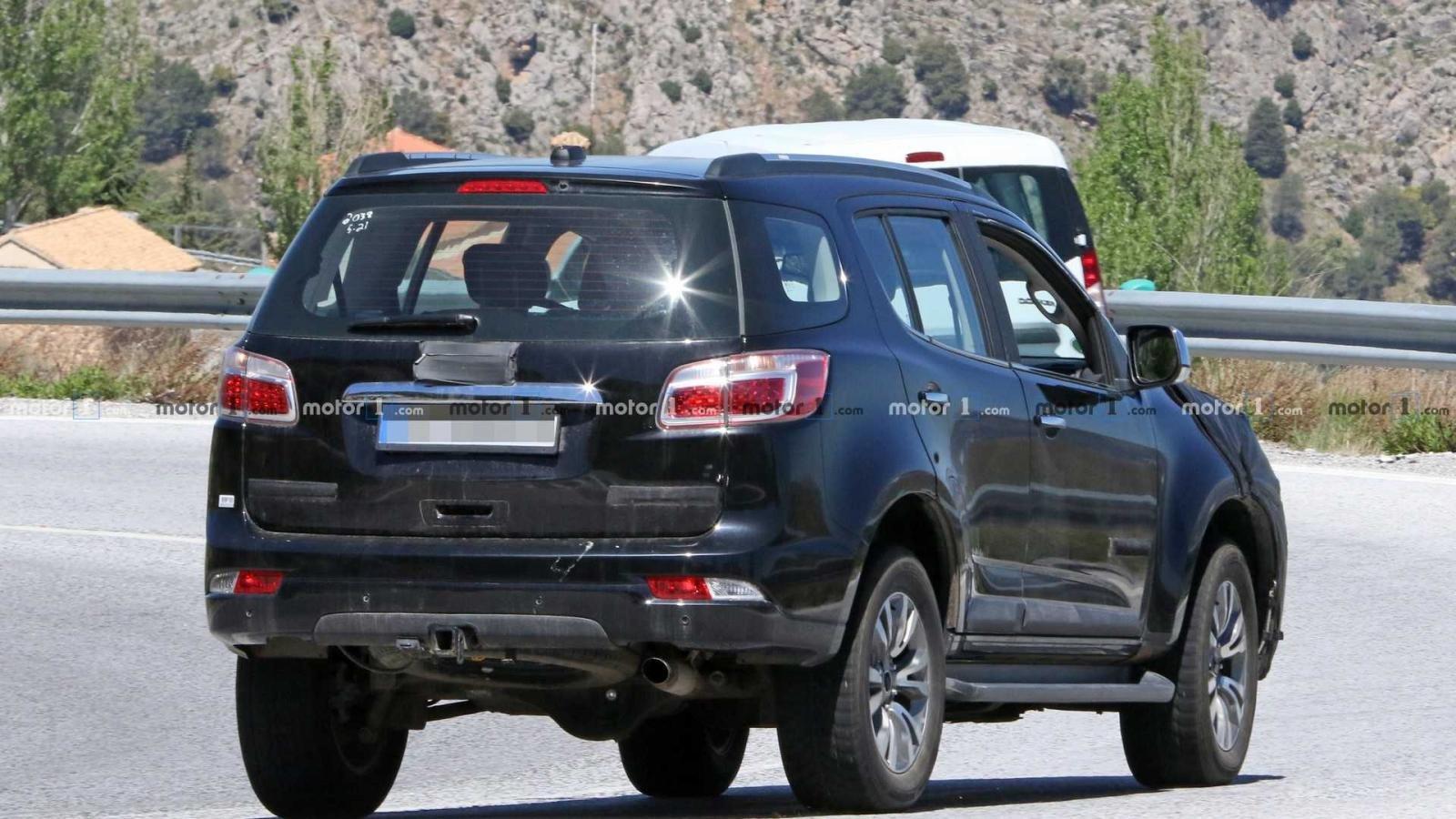 Chevrolet Trailblazer chạy thử tại Châu Âu, gây thất vọng vì xấu 10