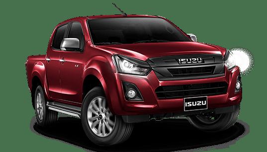 Giá xe Isuzu D-MAX tháng 10/2019.