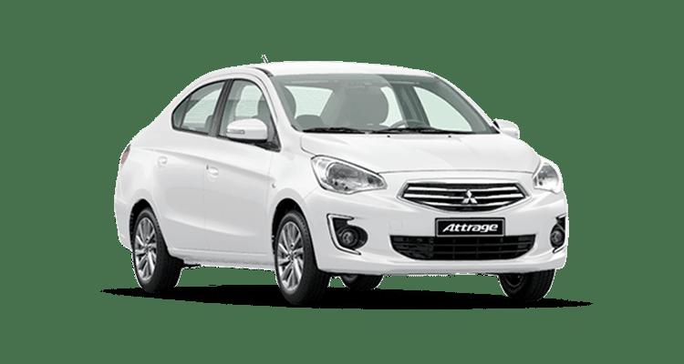 Giá xe Mitsubishi Attrage tháng 7/2019.