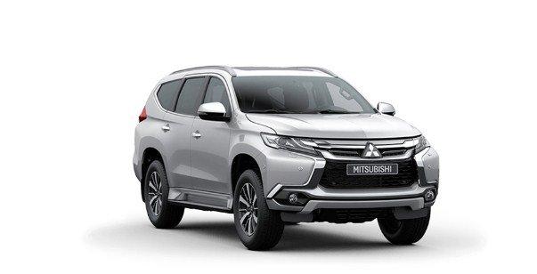 Giá xe Mitsubishi Pajero Sport mới nhất.