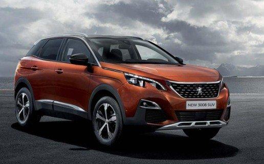 Giá xe Peugeot 3008 mới nhất.