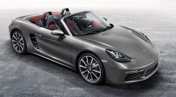 Giá xe Porsche 718 mới nhất.
