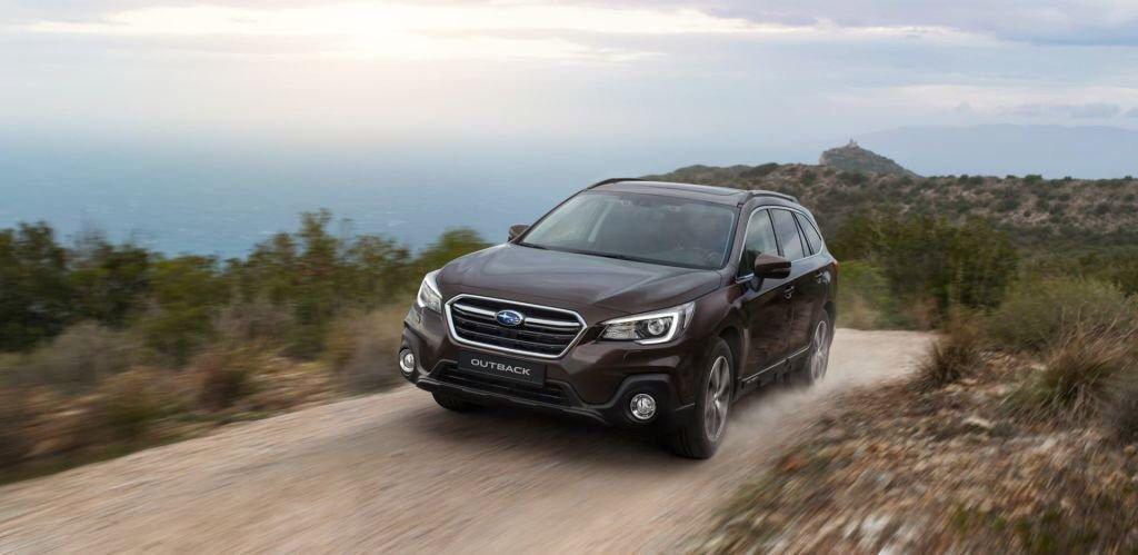 Giá xe Subaru Outback mới nhất.