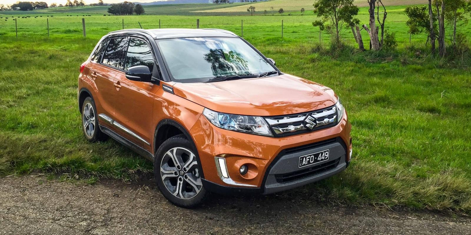 Giá xe Suzuki Vitara 2020 mới nhất