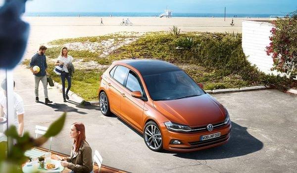 Giá xe Volkswagen Polo mới nhất.