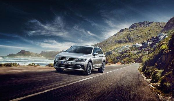 Giá xe Volkswagen Tiguan mới nhất.