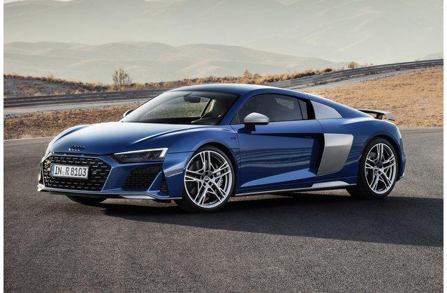 Audi R8 2020.