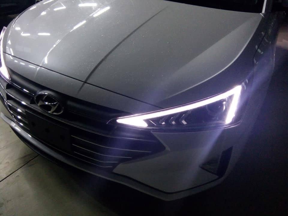 Xem trước loạt ảnh bộ đôi Hyundai Tucson và Elantra 2019 sắp ra mắt Việt Nam a12