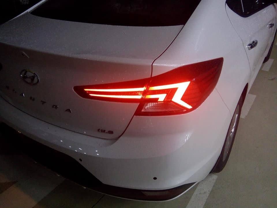 Xem trước loạt ảnh bộ đôi Hyundai Tucson và Elantra 2019 sắp ra mắt Việt Nam a9