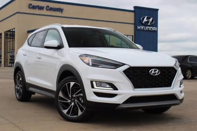 Xem trước loạt ảnh bộ đôi Hyundai Tucson và Elantra 2019 sắp ra mắt Việt Nam a1