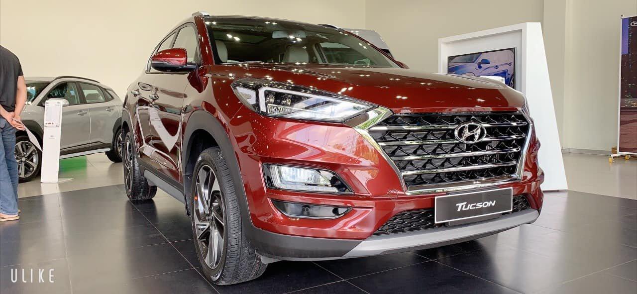 Xem trước loạt ảnh bộ đôi Hyundai Tucson và Elantra 2019 sắp ra mắt Việt Nam a5