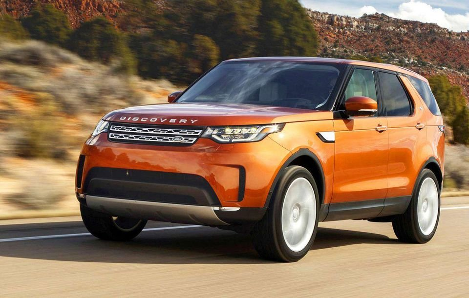 Land Rover Discovery TD6 đời 2019