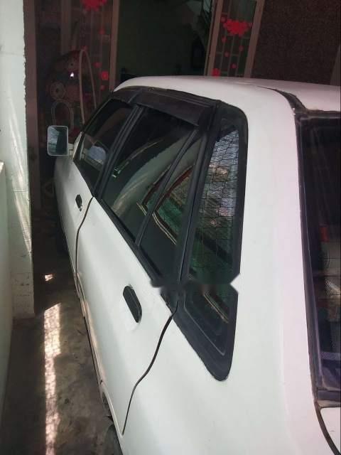 Cần bán xe Kia Pride 1.2 năm sản xuất 2002, màu trắng, xe nhập-4