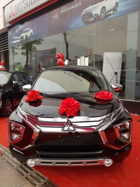 Bán Mitsubishi Xpander đời 2019, màu đen, xe nhập-1
