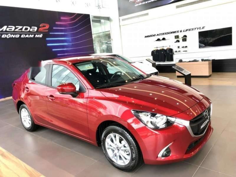 Bán Mazda 2 đời 2019, màu đỏ, nhập khẩu, mới 100%-0
