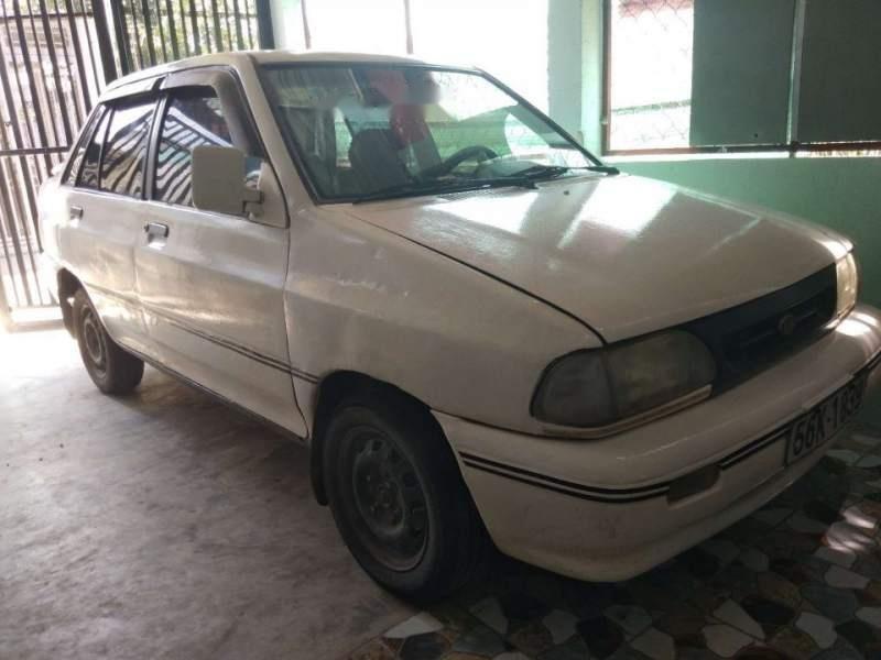 Cần bán xe Kia Pride 1.2 năm sản xuất 2002, màu trắng, xe nhập-0