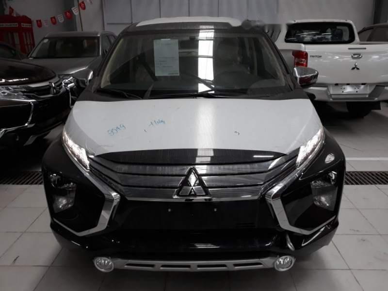 Bán Mitsubishi Xpander đời 2019, màu đen, xe nhập-3