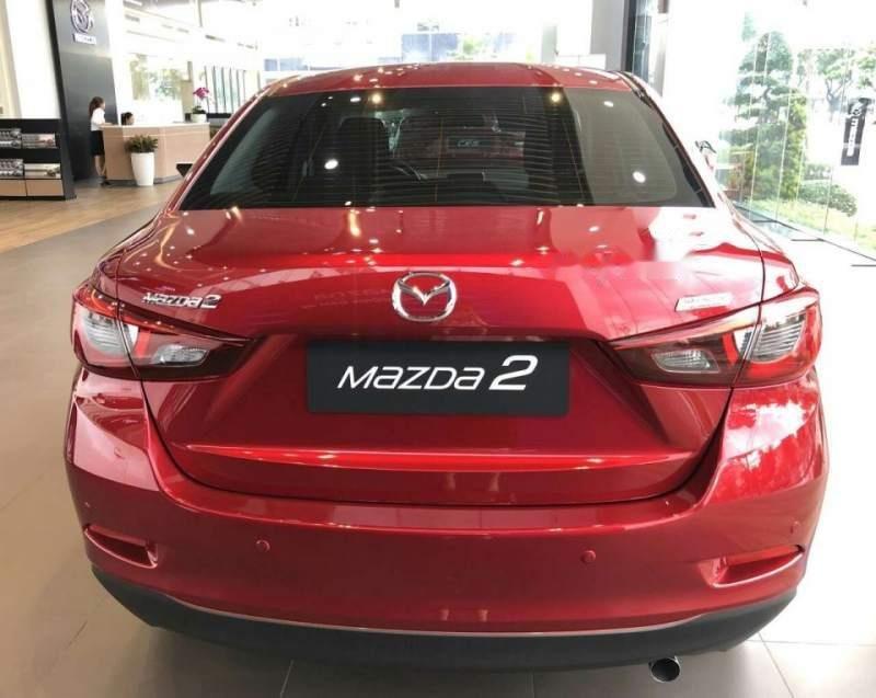 Bán Mazda 2 đời 2019, màu đỏ, nhập khẩu, mới 100%-2