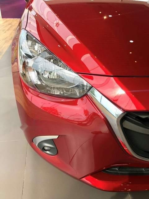 Bán Mazda 2 đời 2019, màu đỏ, nhập khẩu, mới 100%-1