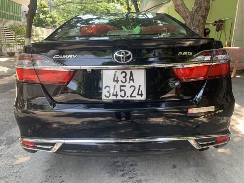 Bán xe Toyota Camry 2.0E năm sản xuất 2016, màu đen, 845 triệu-2