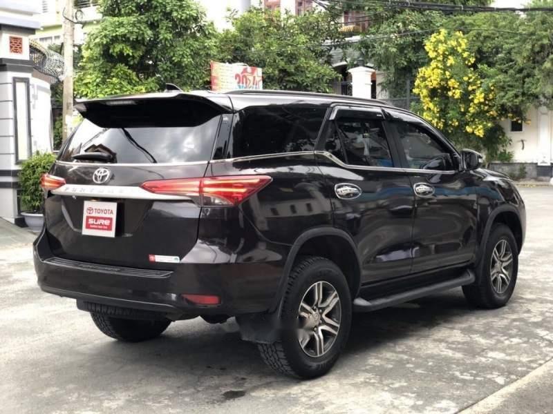Cần bán Toyota Fortuner G 2.4MT sản xuất năm 2017, màu đen, nhập khẩu nguyên chiếc số sàn-1