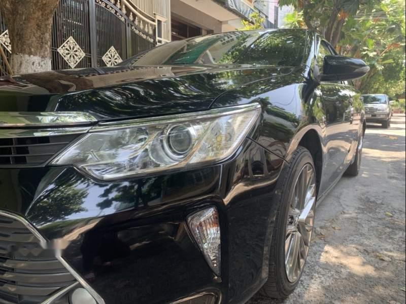 Bán xe Toyota Camry 2.0E năm sản xuất 2016, màu đen, 845 triệu-4