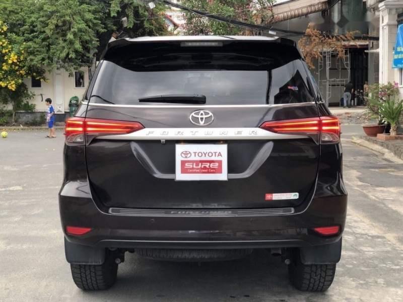 Cần bán Toyota Fortuner G 2.4MT sản xuất năm 2017, màu đen, nhập khẩu nguyên chiếc số sàn-2