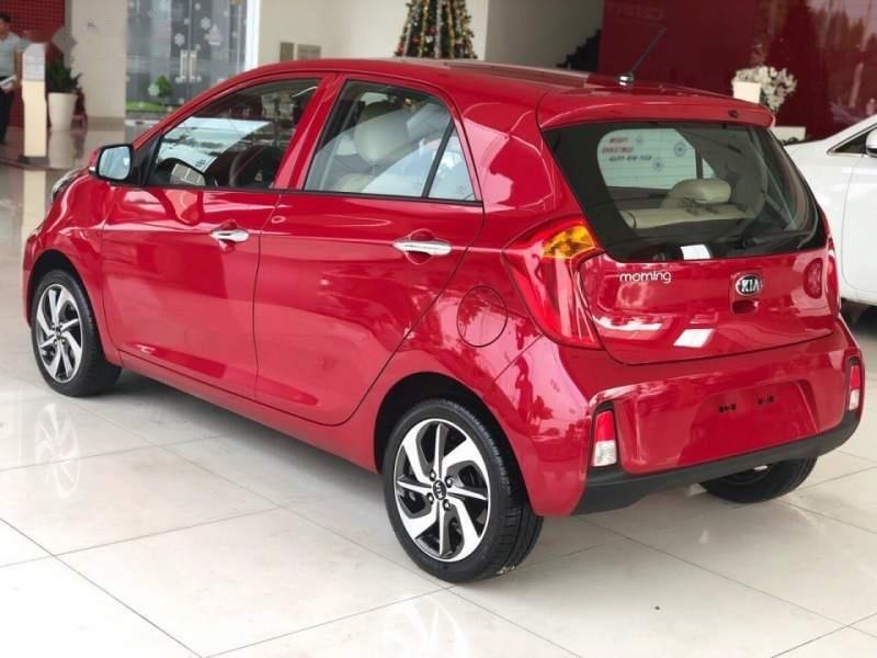 Bán xe Kia Morning AT năm 2019, màu đỏ, mới 100%-2