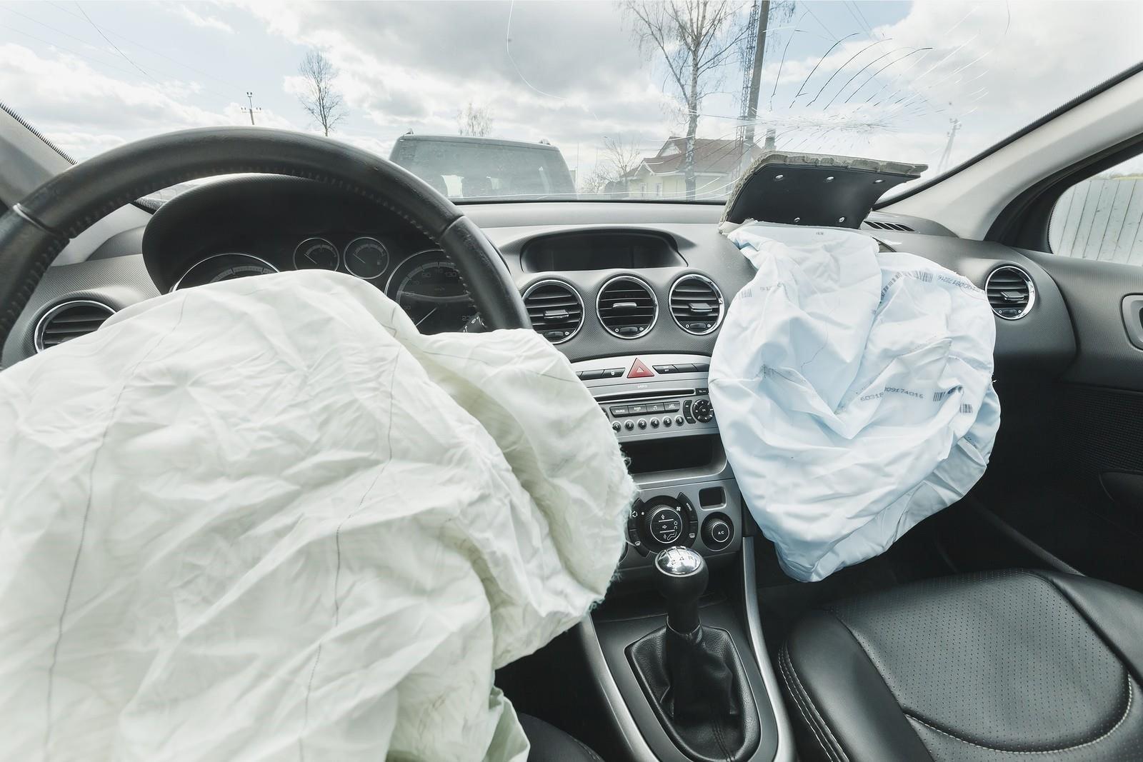 Khám phá những con số liên quan đến túi khí an toàn trên ô tô a7