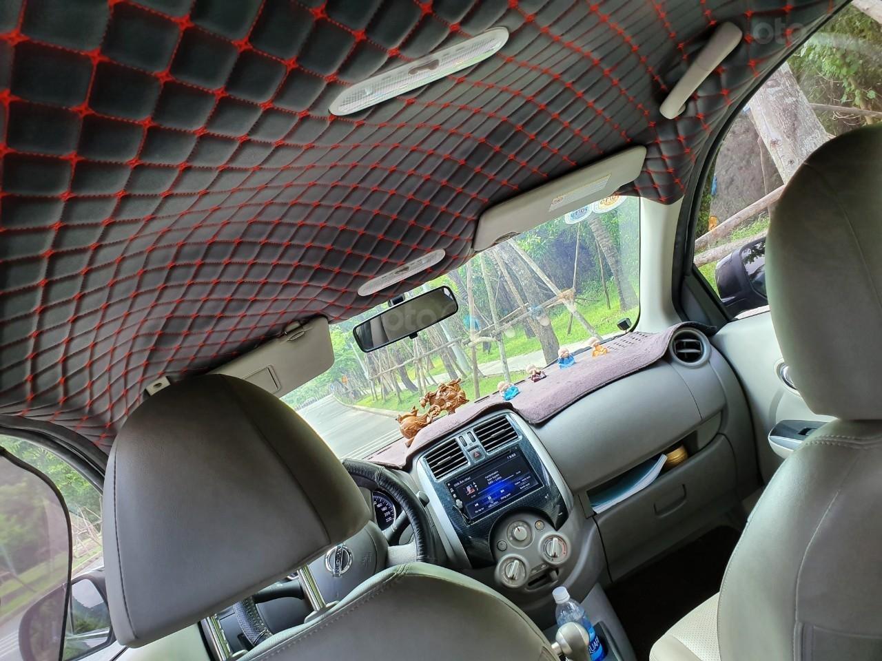 Lên đời cần bán lại xe Nissan Sunny 2017, xe đẹp, ngon không một lỗi-2