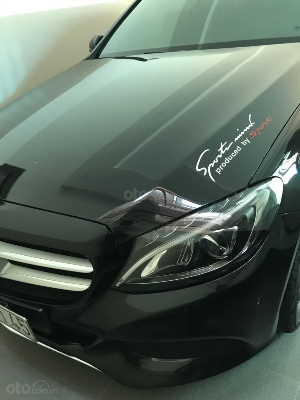 Bán Mercedes C200 model 2017, đã đi 15000km, xe chính chủ (1)