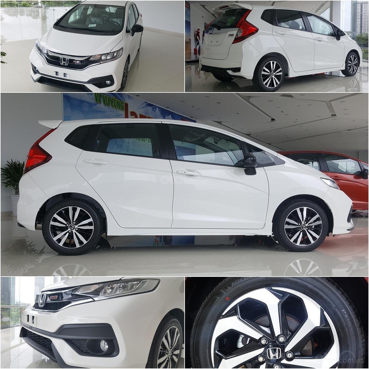 [SG] Bán Honda Jazz, màu trắng - Nhập Thái Lan - Tặng hơn 100 triệu - xin LH: 0901.898.383-7