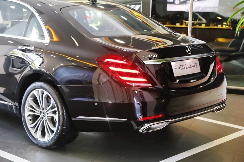 Xe ô tô Mercedes S450 Luxury cao cấp: Thông số, giá lăn bánh, khuyến mãi (02/2020) từ Mercedes-Benz Sài Gòn (4)